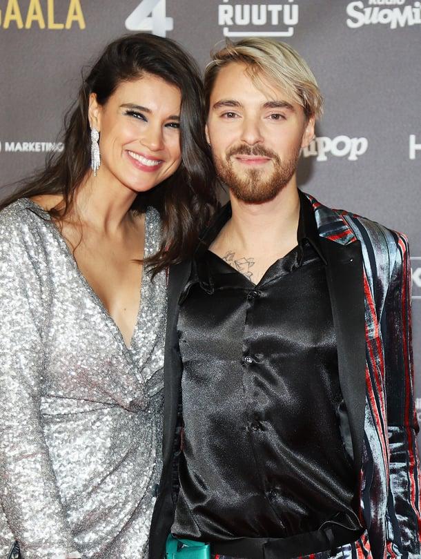 Maryam Razavi ja Leo Stillman ovat olleet yhdessä kaksi vuotta.