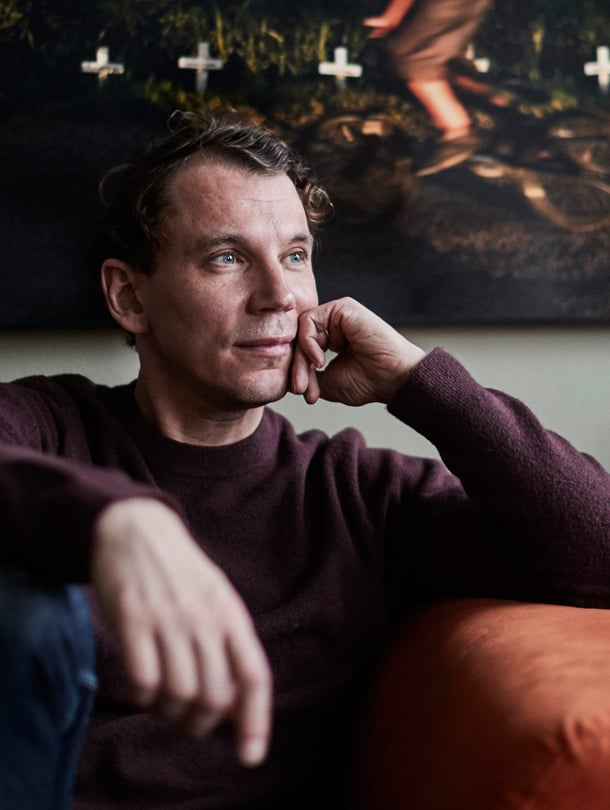 Juha Itkosen elämässä perhe on keskeisellä sijalla.