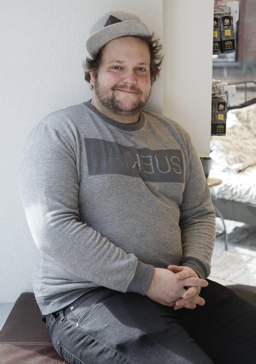 Kalle Lamberg