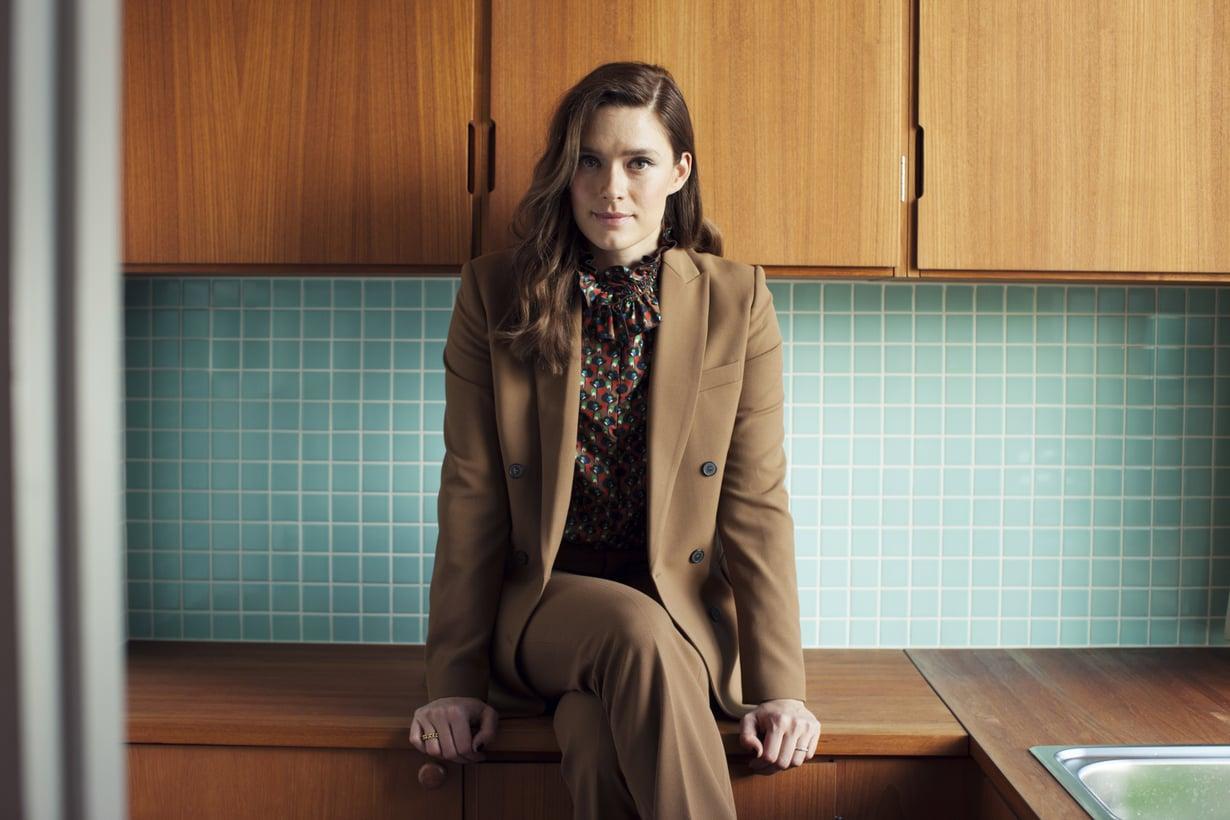"""""""Tavoittelen asioita, en haahuile. Olen ehdottomasti toteuttaja"""", Krista sanoo."""