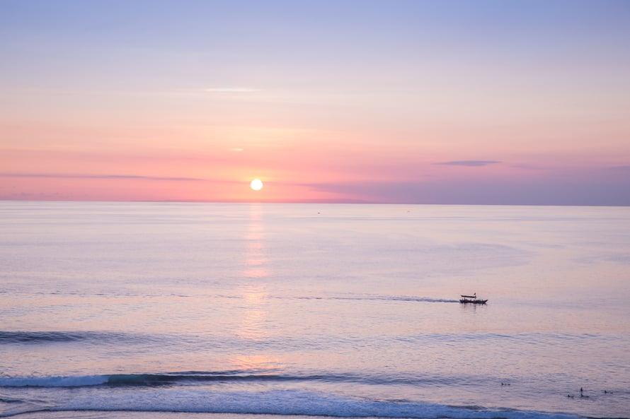 """Anna-Katri on käynyt Balilla monta kertaa. Maailmanympärimatkakin vei hänet sinne kahdesti: """"Balille tulen vielä ehdottomasti palaamaan useammankin kerran."""""""
