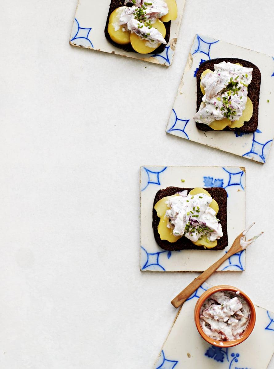 Sillileivässä maistuu kesä.