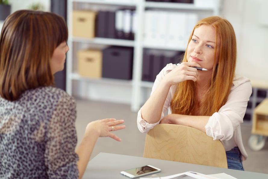 Vuorovaikutus toimii parhaiten, kun keskustelukumppanit arvostavat toisiaan.