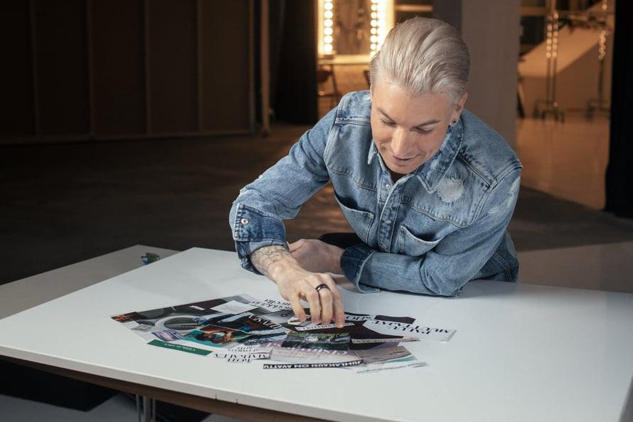 Me Naiset haastoi Antti Tuiskun kokoamaan unelmakarttansa. Millainen siitä tuli ja mitä se kertoo Antista?