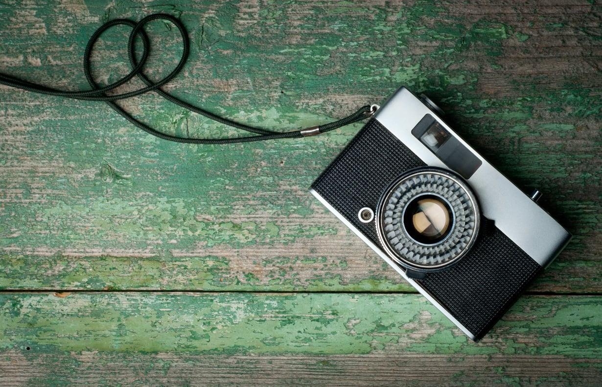 Kuvan kamera ei ole Fujifilmin uusi tirkistelyvehje. Kuva: Shutterstock