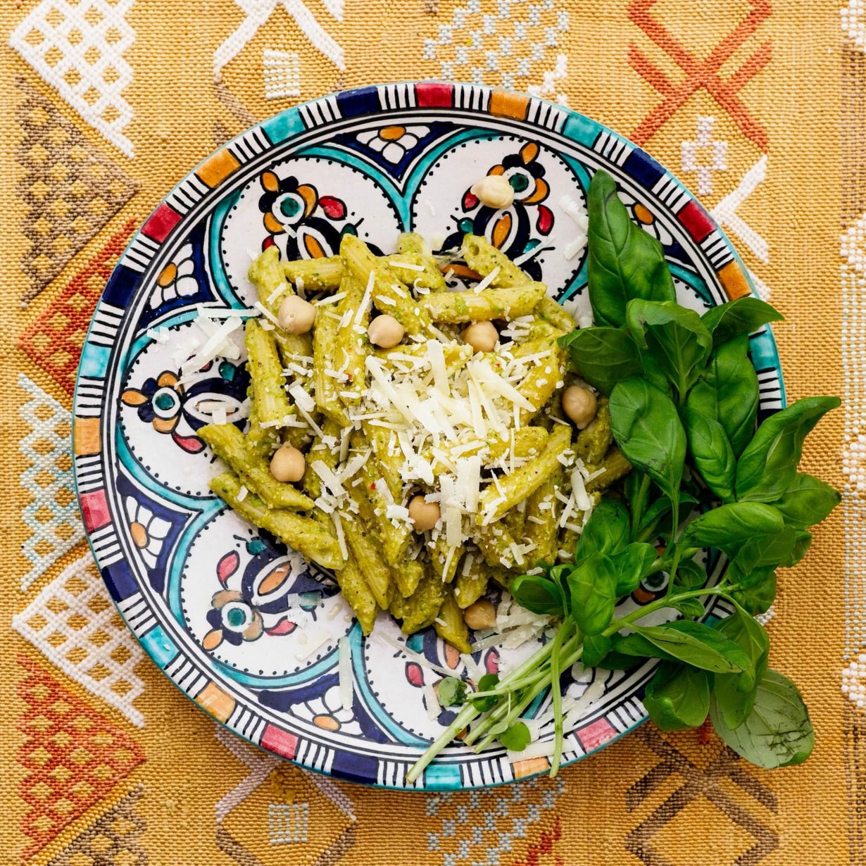 Mikä parasta: pasta on lautasella hetkessä. Kuva: Sami Repo