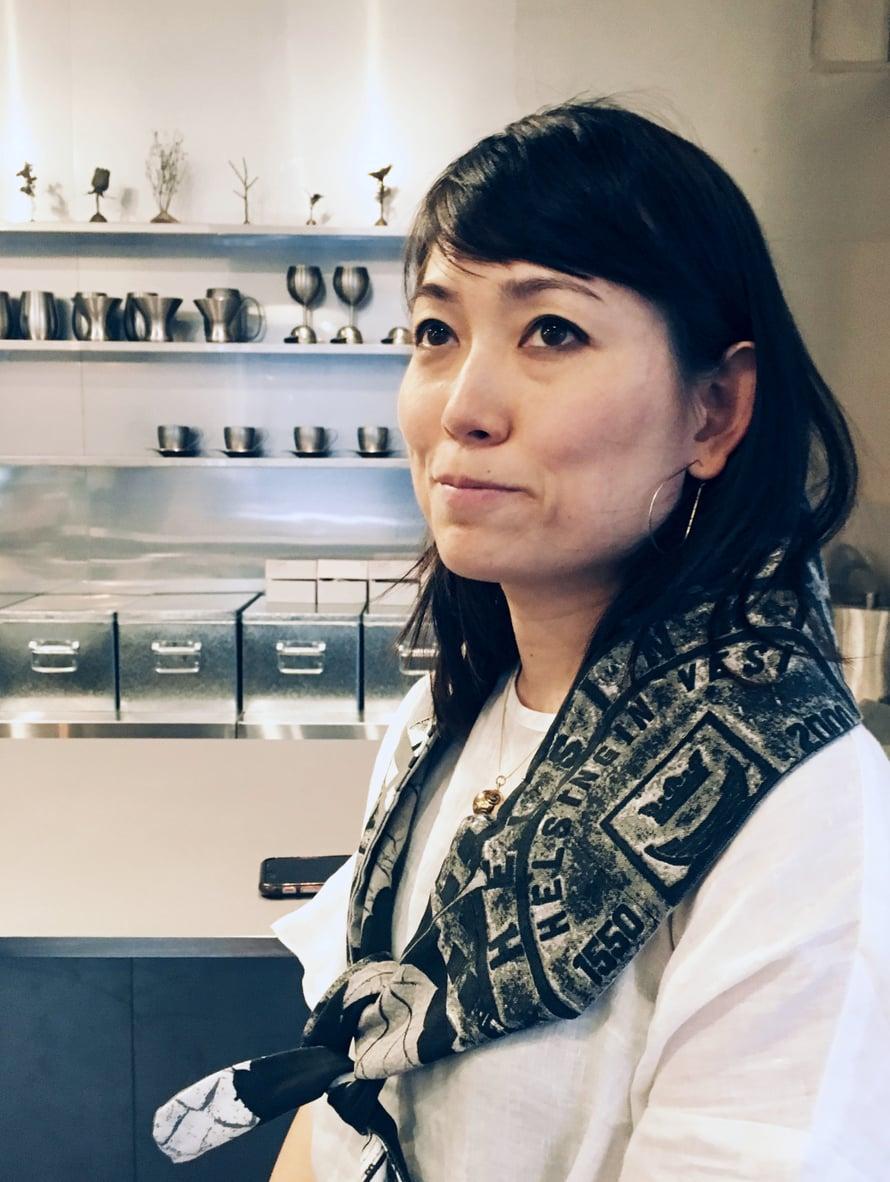 Yoko sai yli 20 vuotta sitten idean lähteä mahdollisimman erilaiseen maahan ja hän päätyi vaihto-oppilaaksi Suomeen.