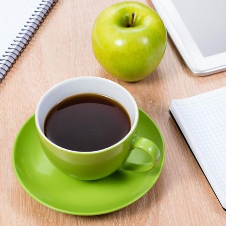 Kahvikupin Kofeiini