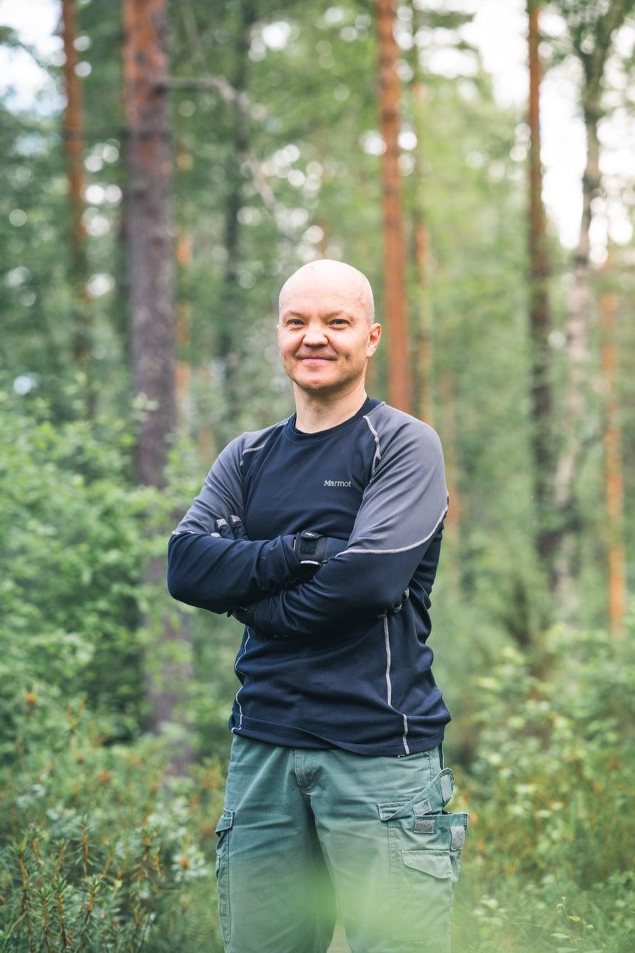 Timo Polari on selvittänyt tilit menneen kanssa.