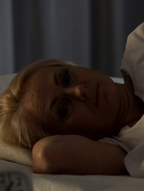 Vain herkkäunisilla stressi jää haittaamaan unta pitkäaikaisesti, vaikka kuormittavat tekijät poistuisivat. Silloin puhutaan unihäiriöstä.