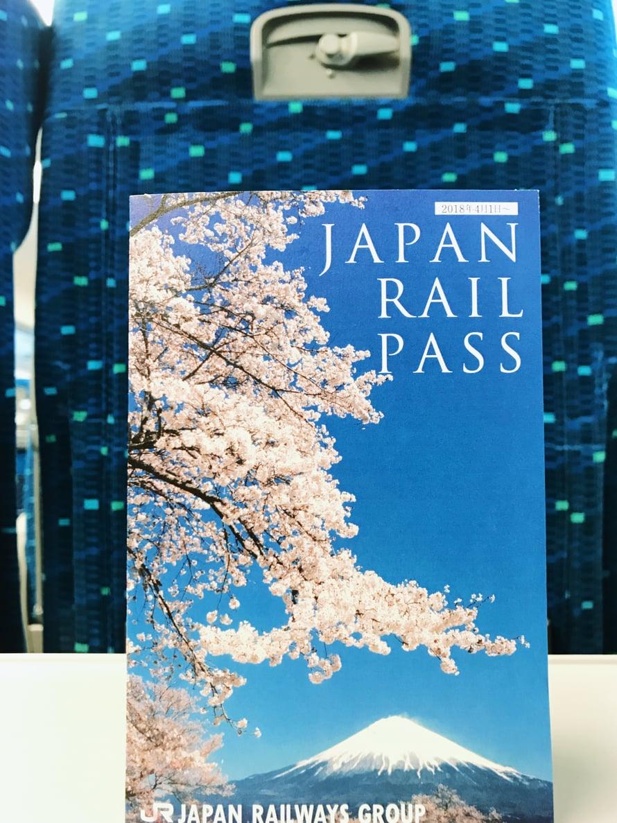 Kiitos Japanin rautatiet: JR Pass on upea tarjous meille turisteille!