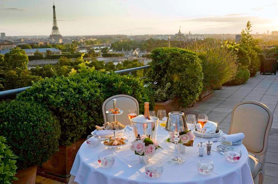 Pariisi – tuo romantiikan pääkaupunki.