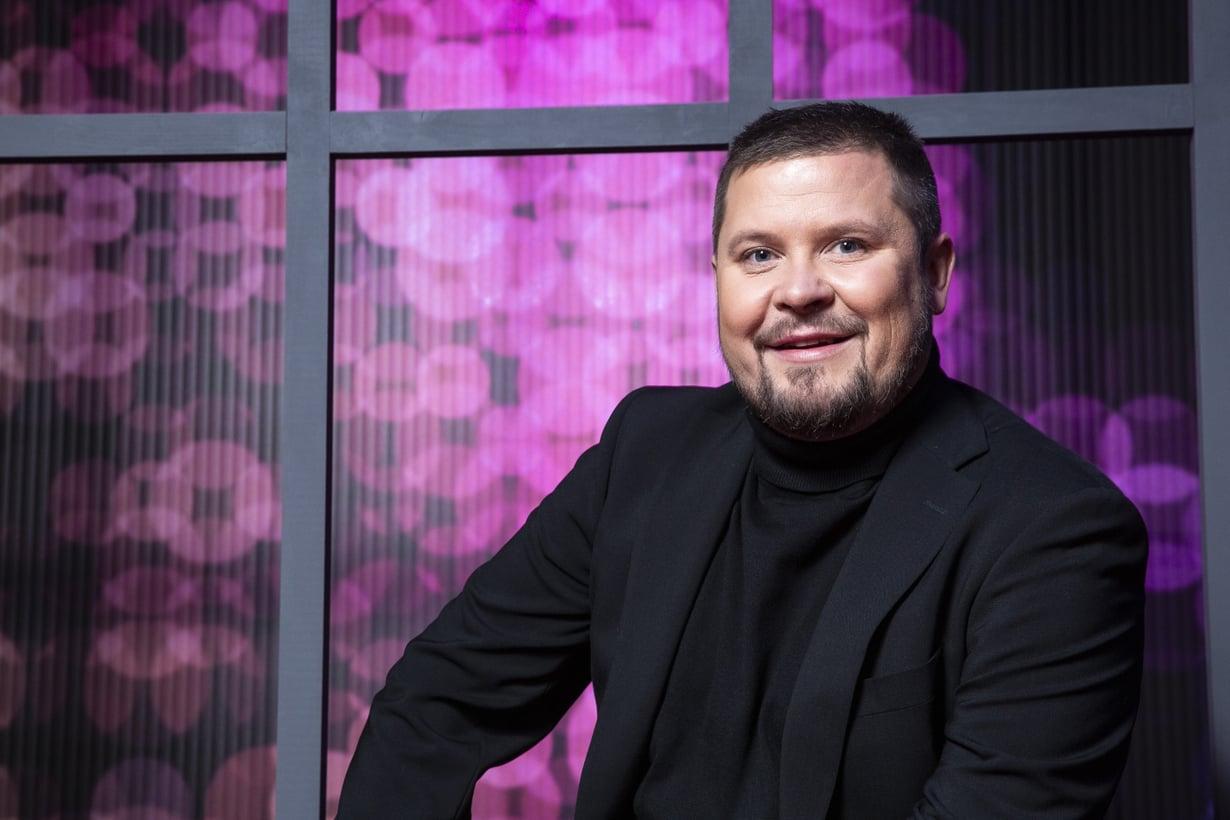 Janne Kataja on mutkattomampi kuin 20 vuotta sitten.