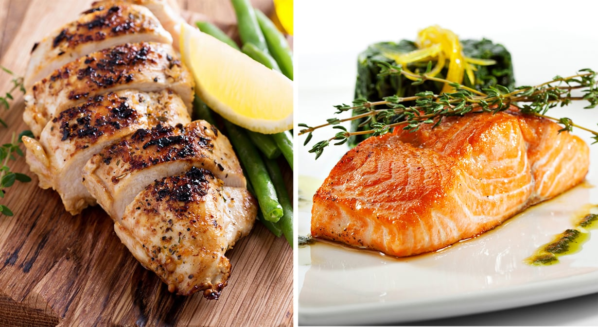 Onko eettisempää syödä lohta vai broileria?