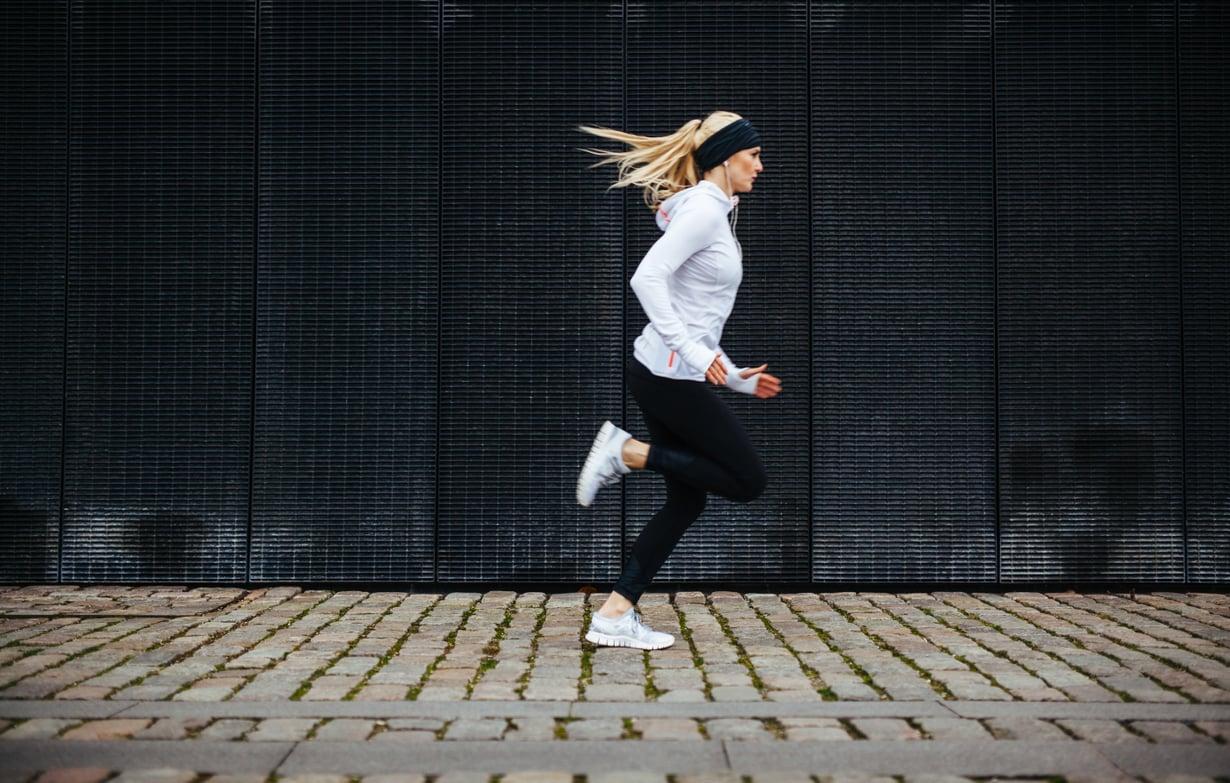 Ei kun lenkille! Kuva: Shutterstock