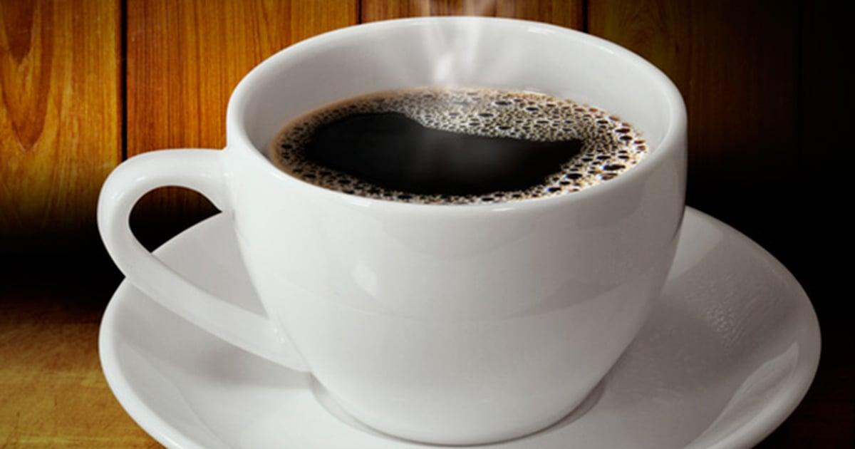 Kahvi Kofeiinin Määrä