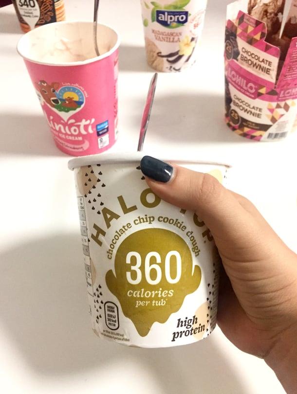 Halo Top on suursuosittu jäätelö sen kotimaassa Pohjois-Amerikassa.