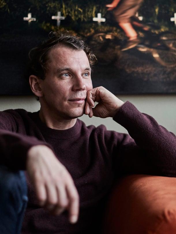 Juha Itkosen unelmat ovat iän mukana muuttuneet.