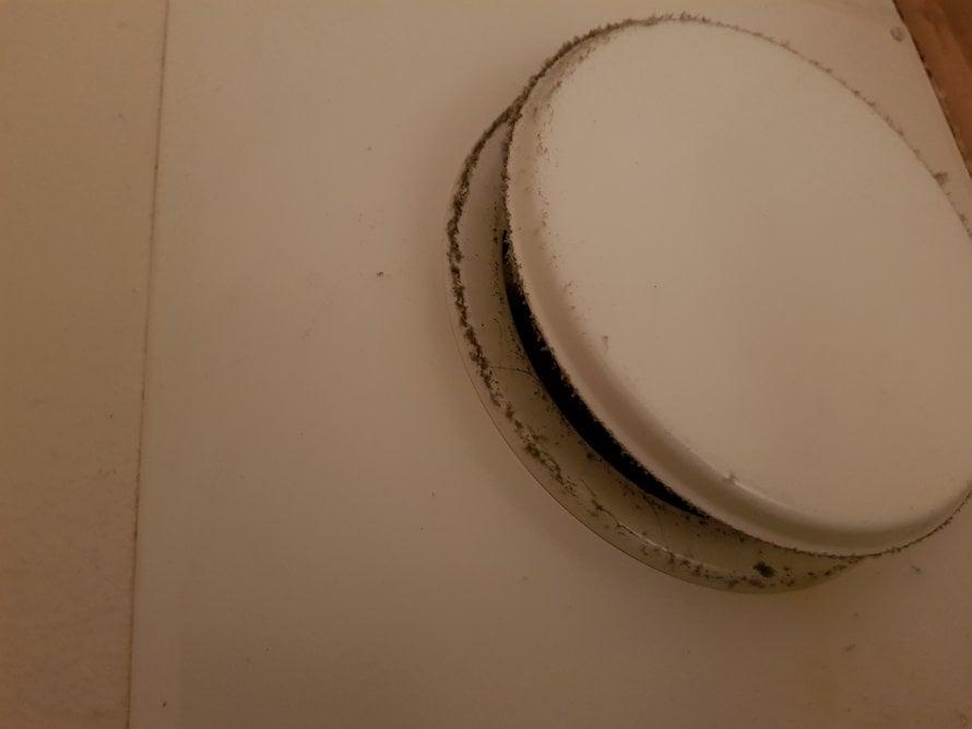 Hupia pölypelkoiselle: ilmanvaihtokanavan putsaus.