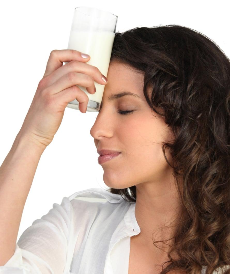 """Jos vatsa kestää, maito on mainio jodin lähde. Kuva: <span class=""""photographer"""">Colourbox</span>"""
