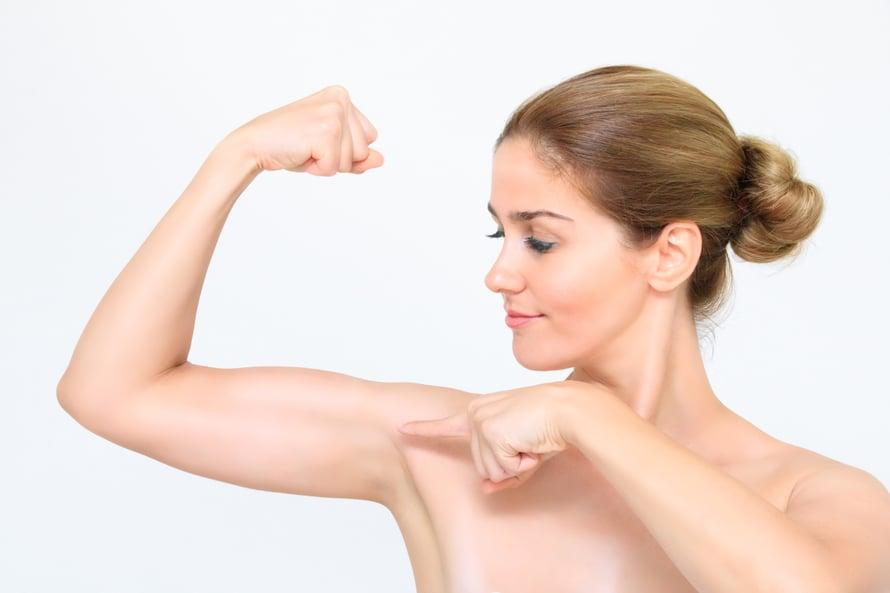 """Lihakset auttavat polttamaan tehokkaasti rasvaa. Kuva: <span class=""""photographer"""">Shutterstock</span>"""