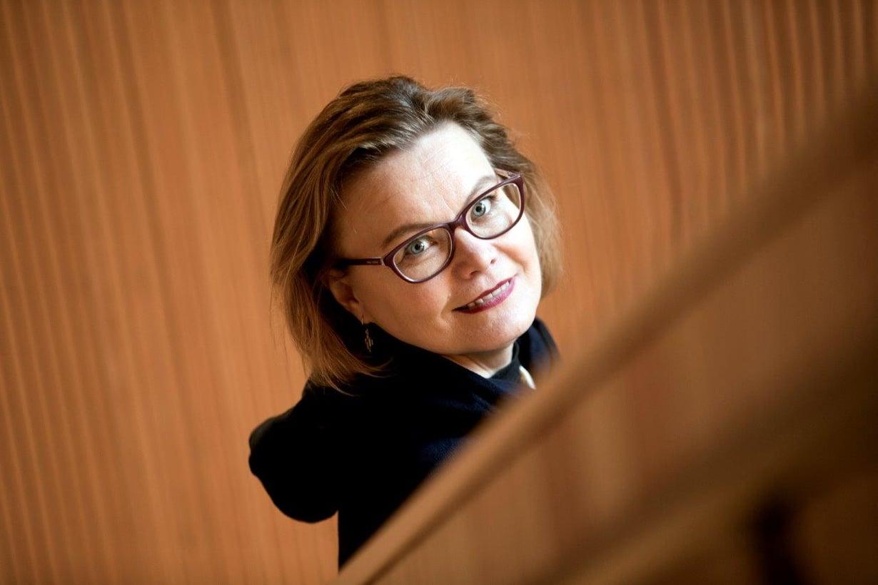 –Tunnollisuus on hyvä asia, mutta se kannattaa säästää tärkeimpiin tekemisiin, aivotutkija Minna Huotilainen muistuttaa. Kuva: Liisa Takala