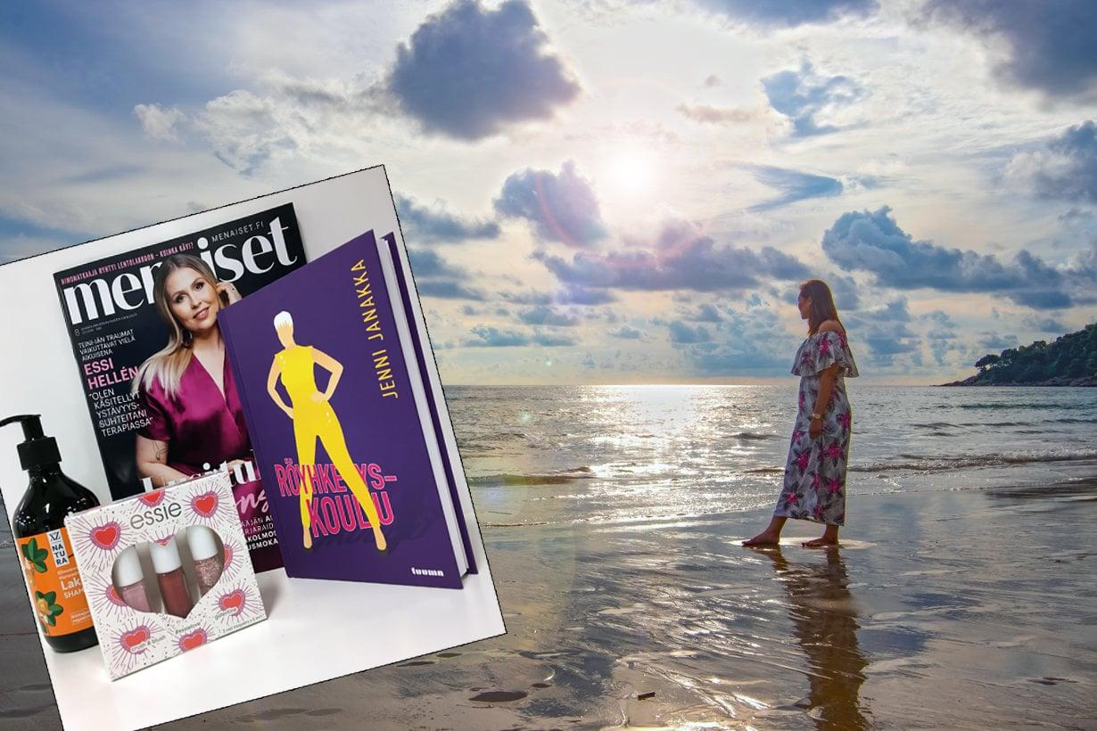 Kuvat: Shutterstock ja Milla Kukkonen