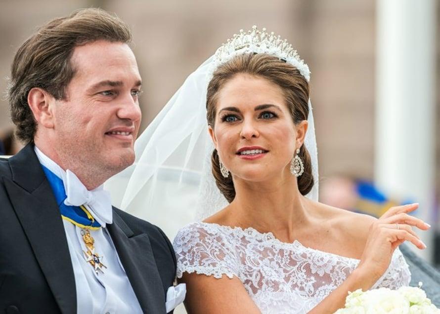 Chris O'Neill, 39, ja prinsessa Madeleine, 31, harkitsivat pitkään, synnyttääkö prinsessa Ruotsissa vai Yhdysvalloissa. Pariskunta keskusteli asiasta myös kuningasperheen kanssa. Kuva Shutterstock