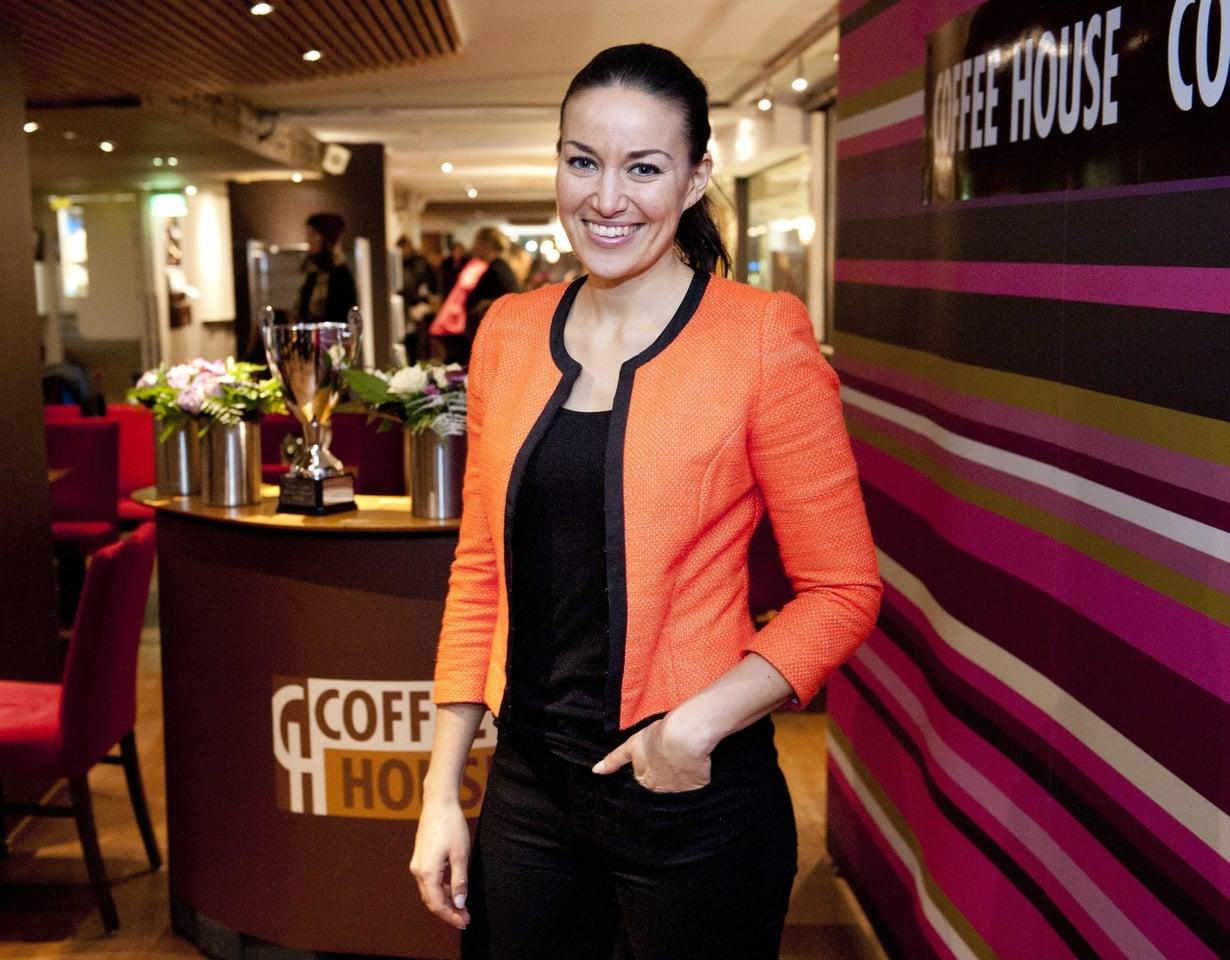 Johanna Helin