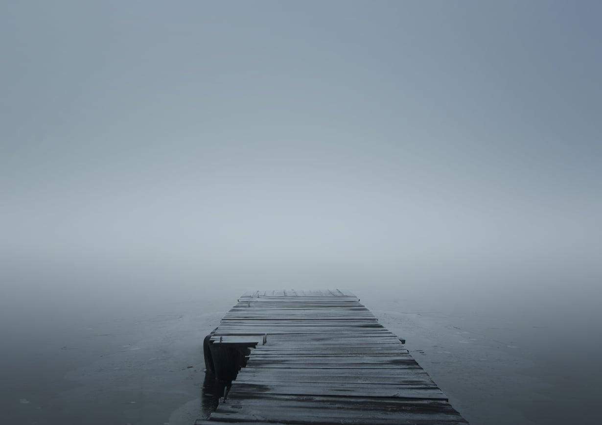 Lähes jokainen pelkää joskus kuolemaa. Tuntematon pelottaa. Kuva: Shutterstock