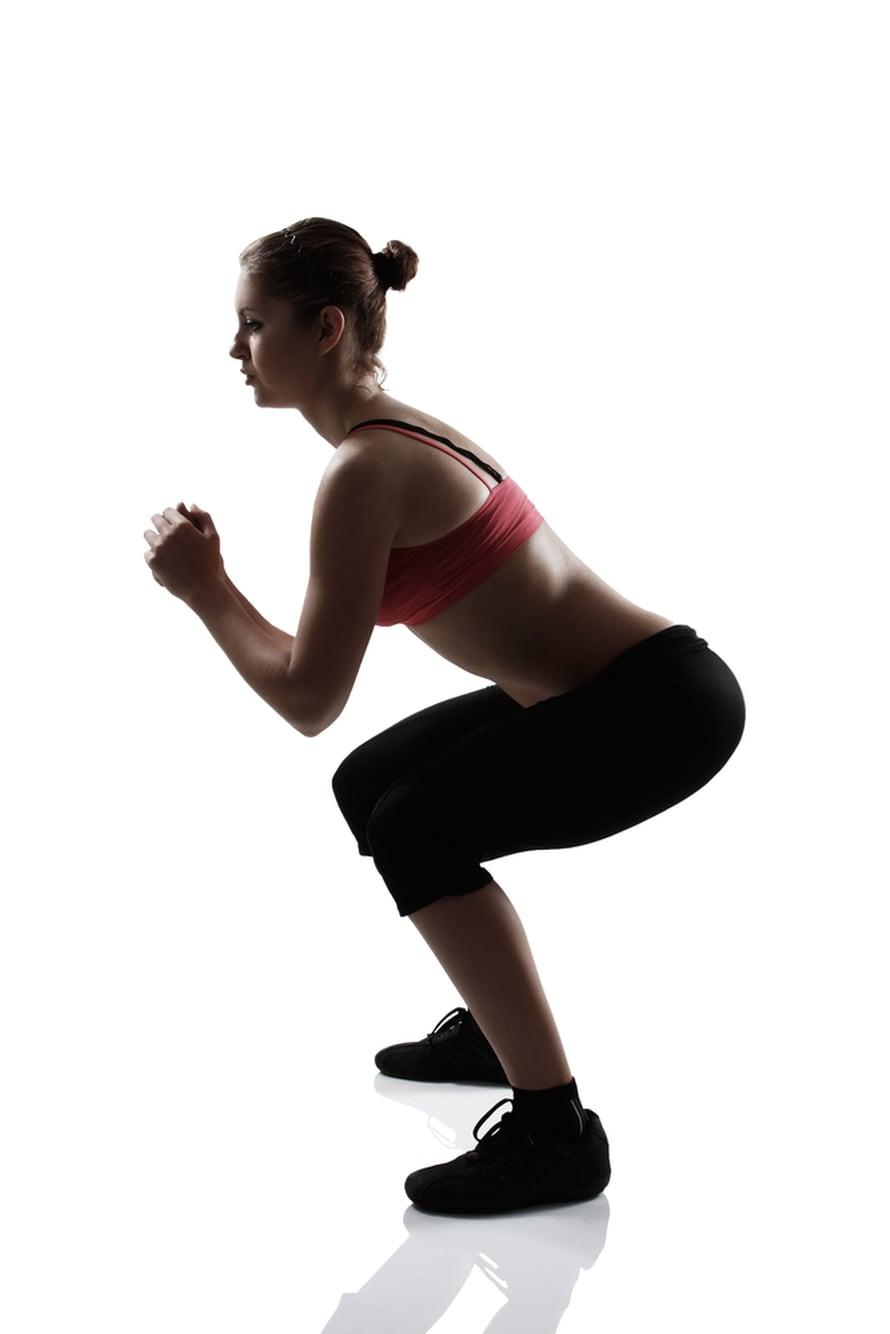 """Squat therapy -ilmiön tarkoitus on valmistaa keho kyykkyyn niin, että liikkuvuus ja kehonhallinta riittävät varmasti. Kuva: <span class=""""photographer"""">Shutterstock</span>"""