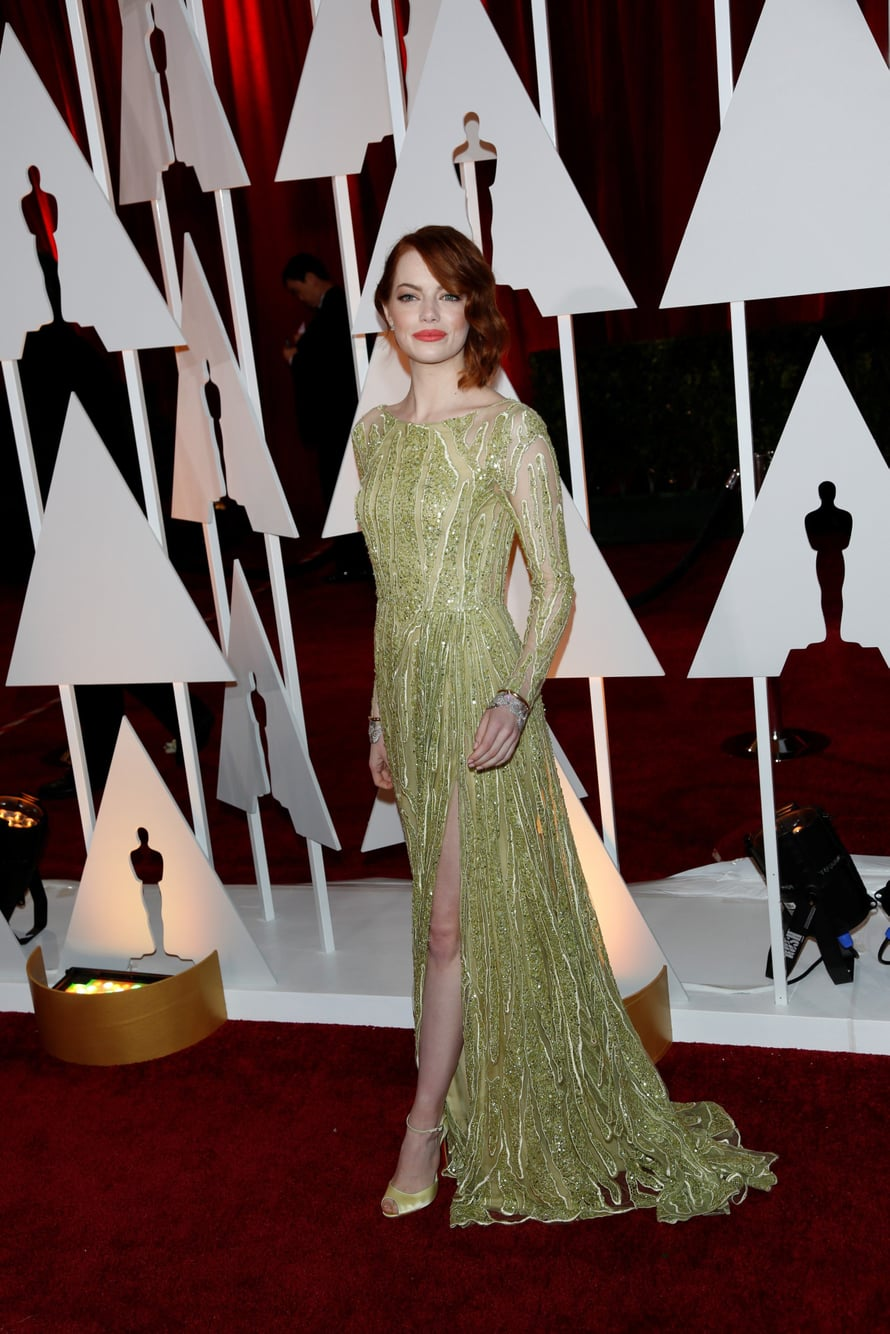 Näyttelijä Emma Stonen tähdittämä La-la-land kuului viime vuoden Oscar-voittajiin.