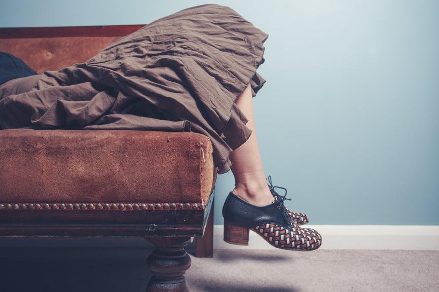"""Tästä ei enää niin vain noustakaan. Kuva: <span class=""""photographer"""">Shutterstock</span>"""