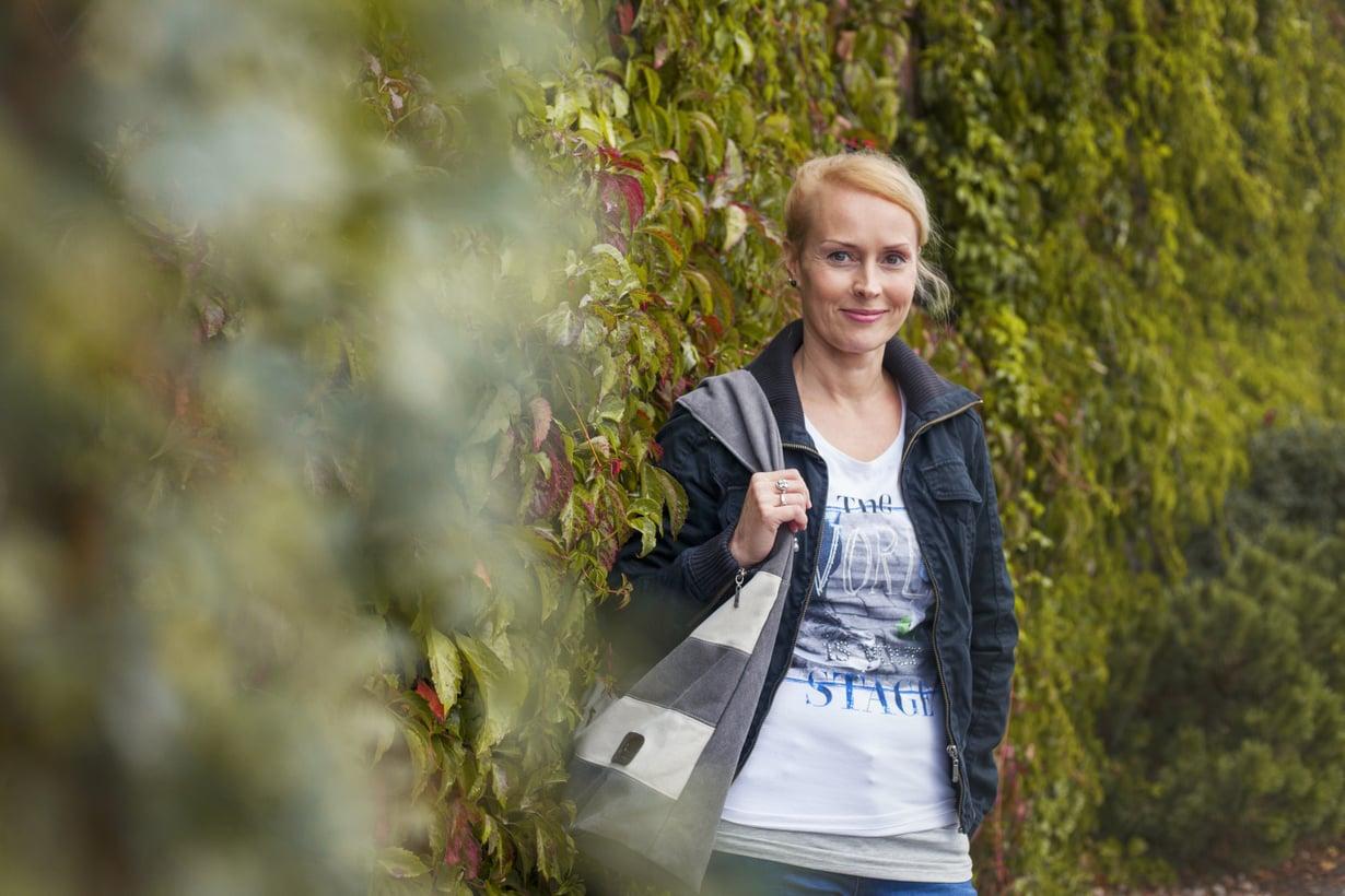 Viimeistään vuodenvaihteessa Rosita Juurinen lähtee taas reissuun. Ennen sitä hänen on kunnostettava kaksi sijoitusasuntoaan.