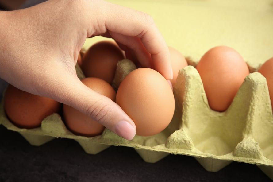 Kananmunia voi kypsentää monella tavalla. Mitä jos seuraavan kerran kokeilisitkin hauduttamista?