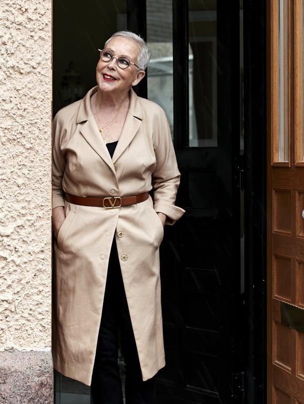 """""""Kun täytin 70 vuotta, ahdistuin vähän. Onneksi sitä kesti vain vähän aikaa."""""""