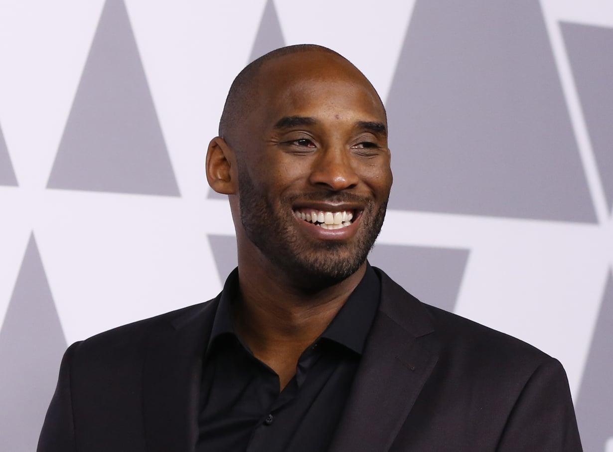 Koripallotähti Kobe Bryant kuoli helikopteriturmassa sunnuntaina.