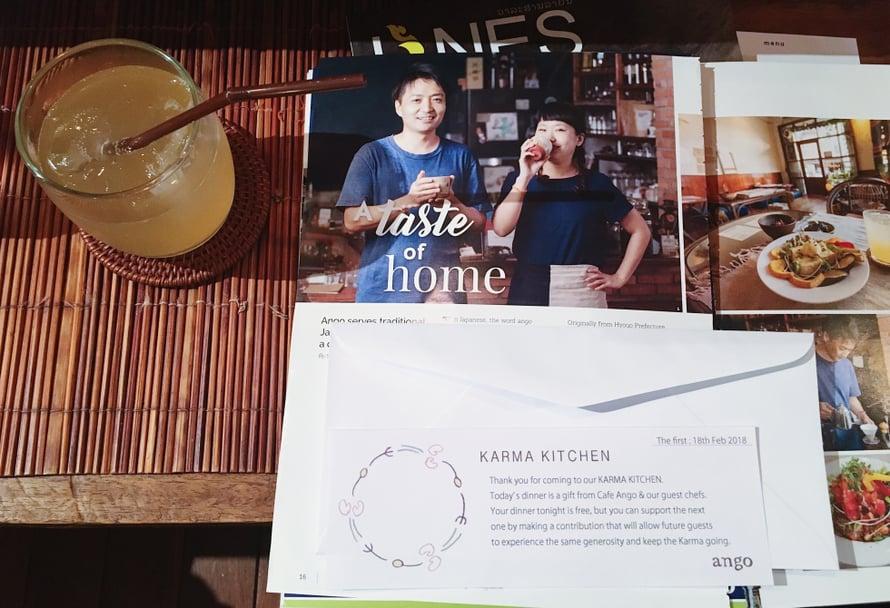 Erikasta ja Hiroshista sekä heidän Angostaan on kirjoitettu monissa lehdissä. Myös heidän inkiväärijuomansa on kuuluisa.