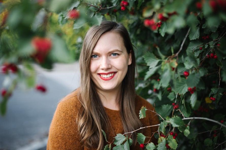 Ida Tokola kirjoittaa ekologisesta elämäntyylistään Ida's Cozy Corner -blogia.