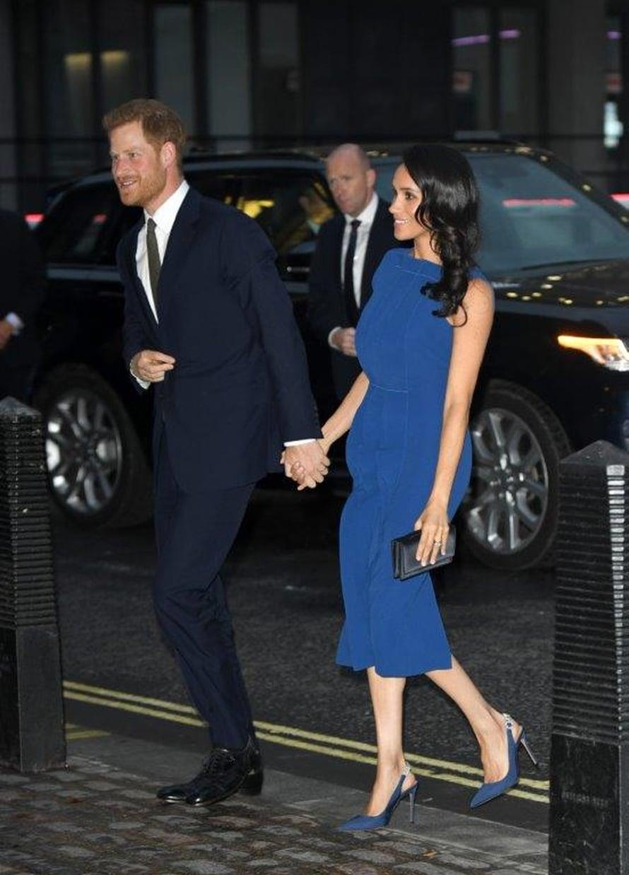 Prinssi Harryn ja hänen vaimonsa Meghanin toukokuussa syntynyt esikoinen on jo dokumenttinsa ansainnut.