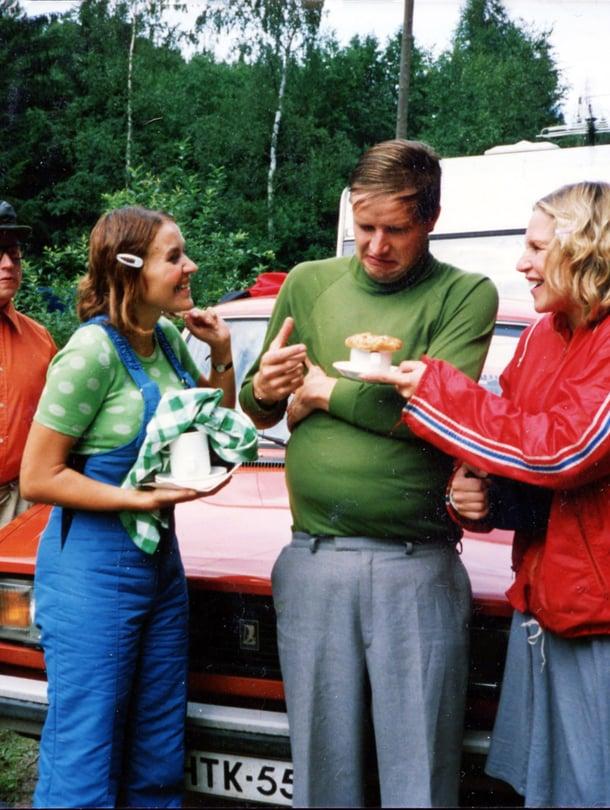 """Onko ollut ikävä Hansua, Pirreä, Aulista ja Heikkiä? Kuva: <span class=""""photographer"""">Yle</span>"""