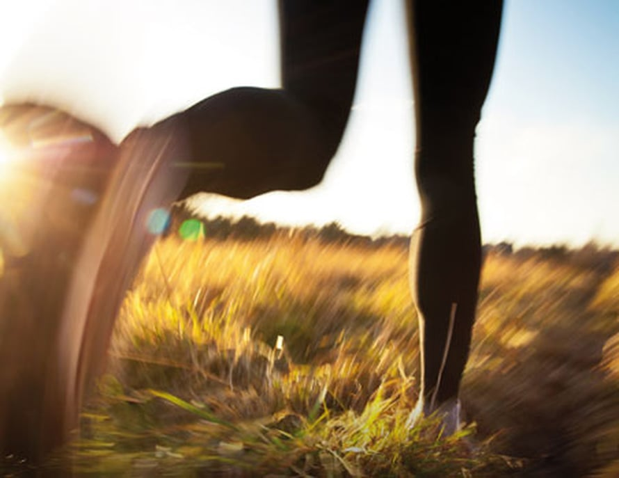 """Juokseminen on rankka ja tehokas laji, jossa tulokset näkyvät nopeasti, kunhan aloitat maltilla. Kuva: <span class=""""photographer"""">Shutterstock</span>"""