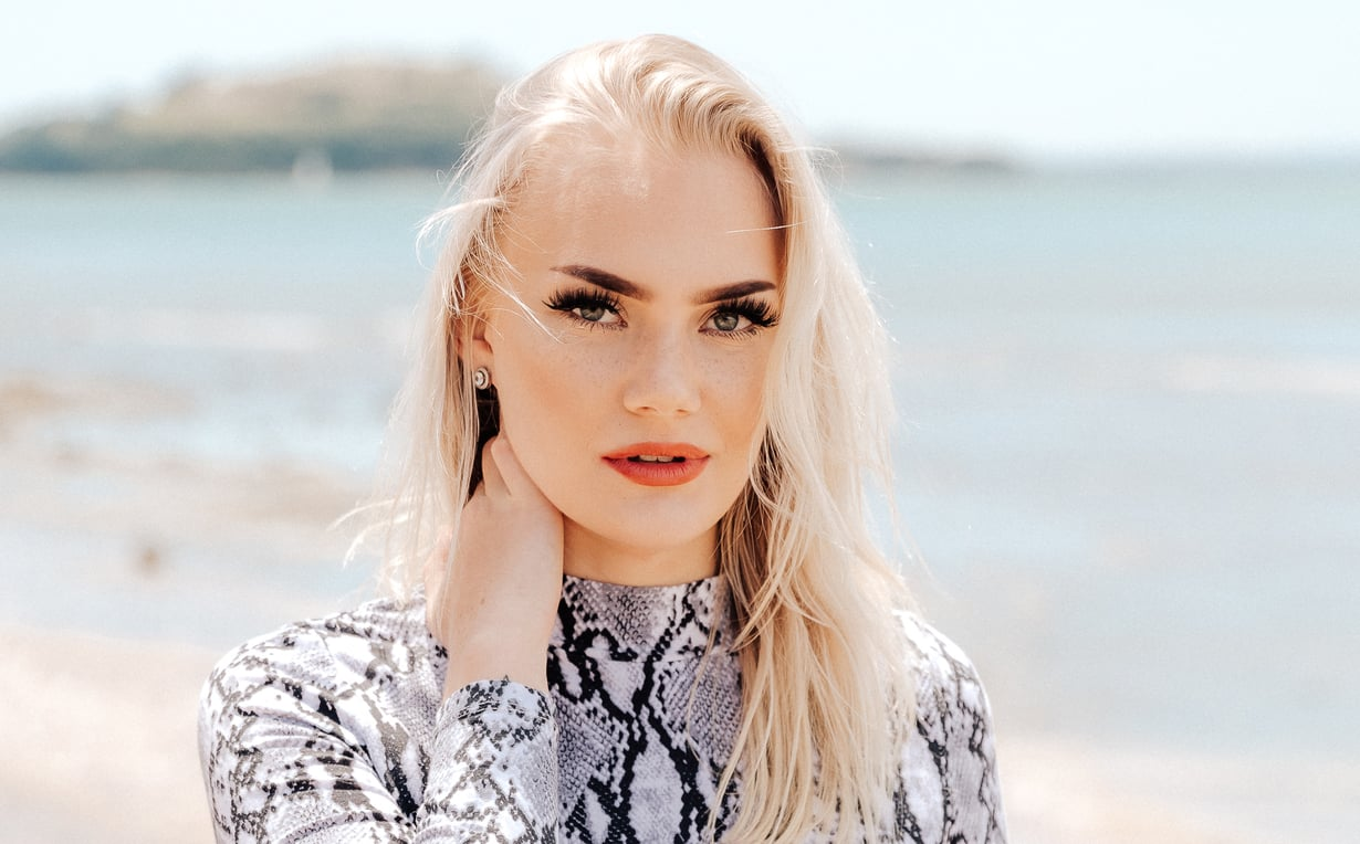 Ada Hiltunen asui ja työskenteli kolme kuukautta Uudessa-Seelannissa.