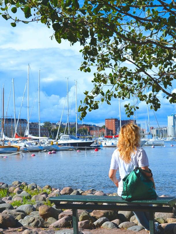 Helsingin kesä 2020: introvertin unelmakohde?