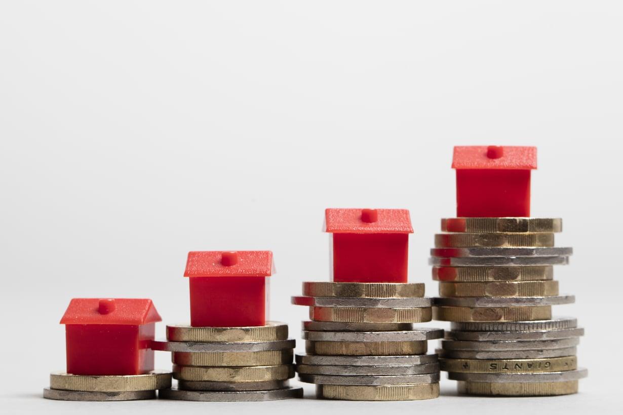 Asumisen hinta vaihtelee rajusti eri kaupunkien ja kuntien välillä. Kuva: Shutterstock