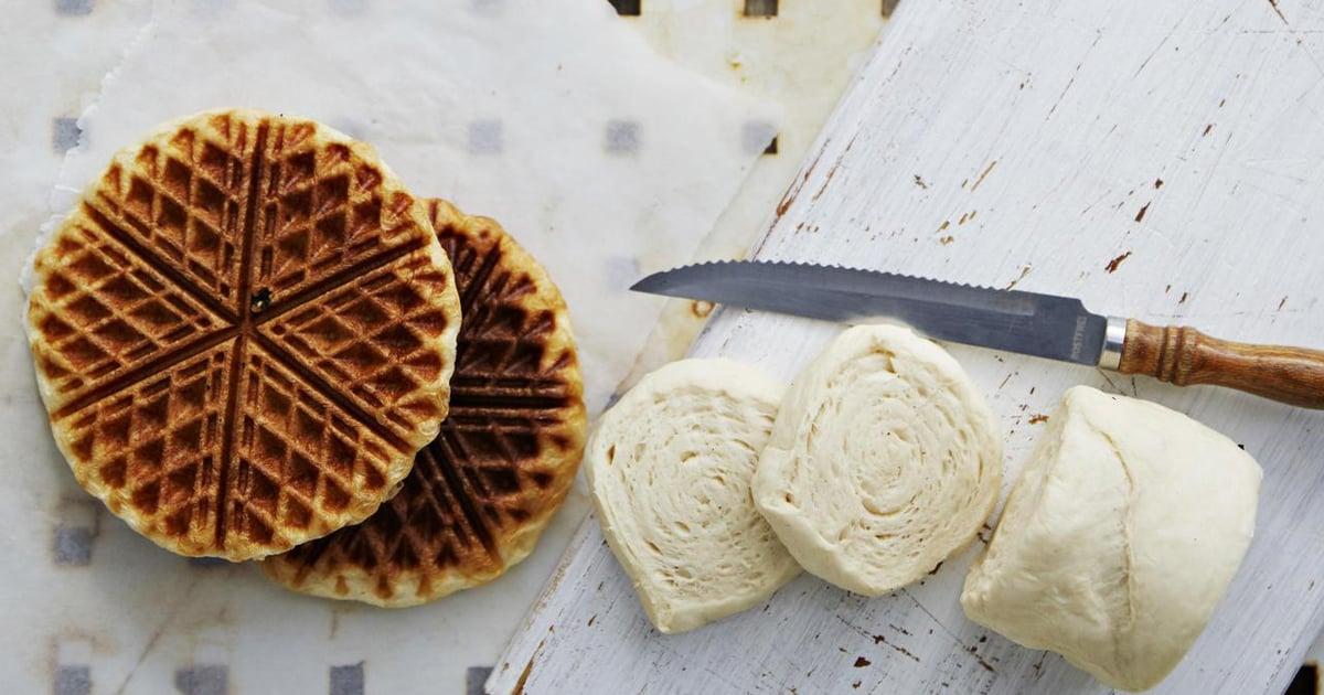 Croissant Taikina