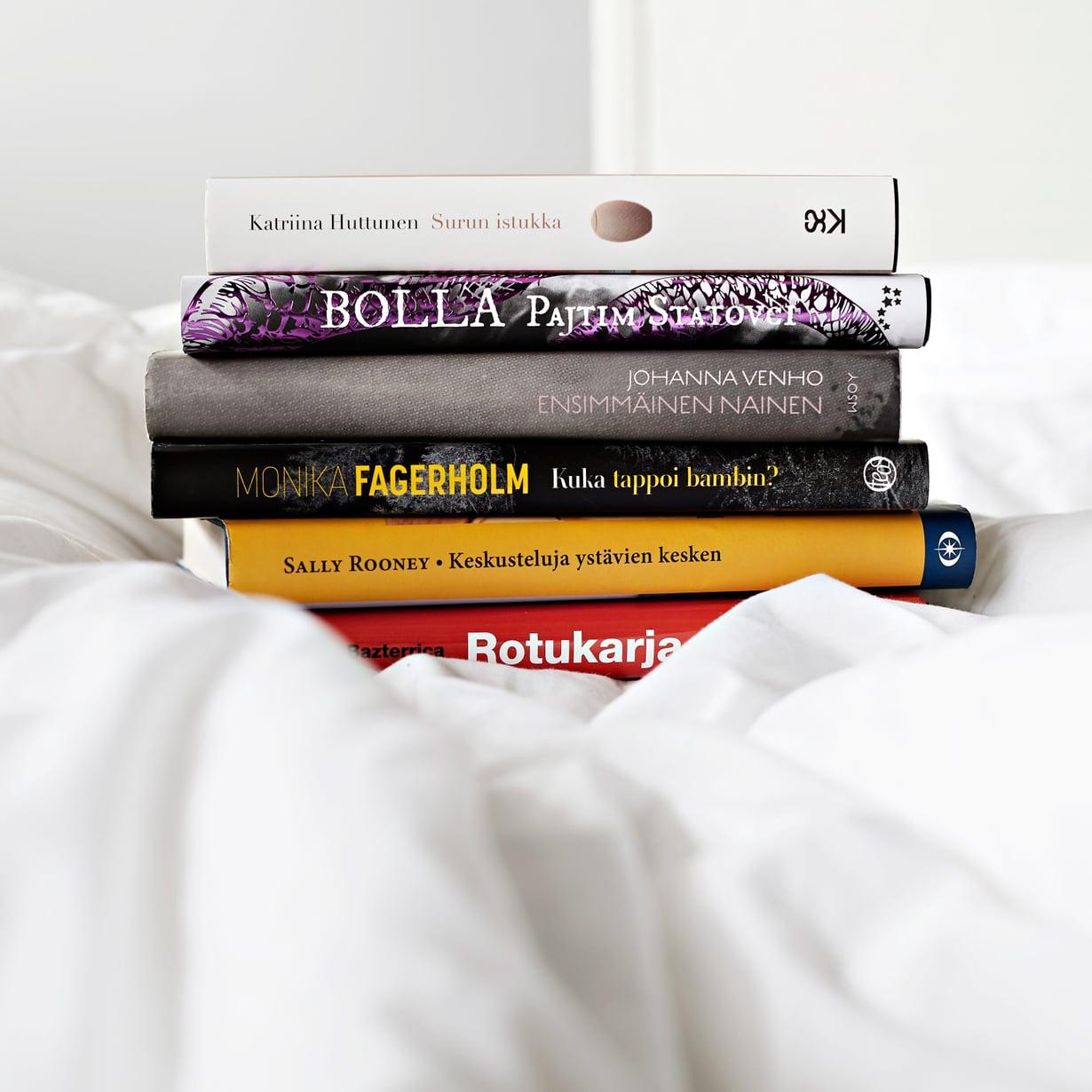 Me Naiset valitsi vuoden 2019 parhaat kirjat.