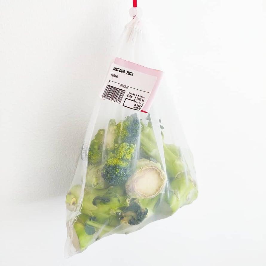 Hävikkiruokakauppa Wefoodissa ruoan kilohinta voi olla vain 30 senttiä.