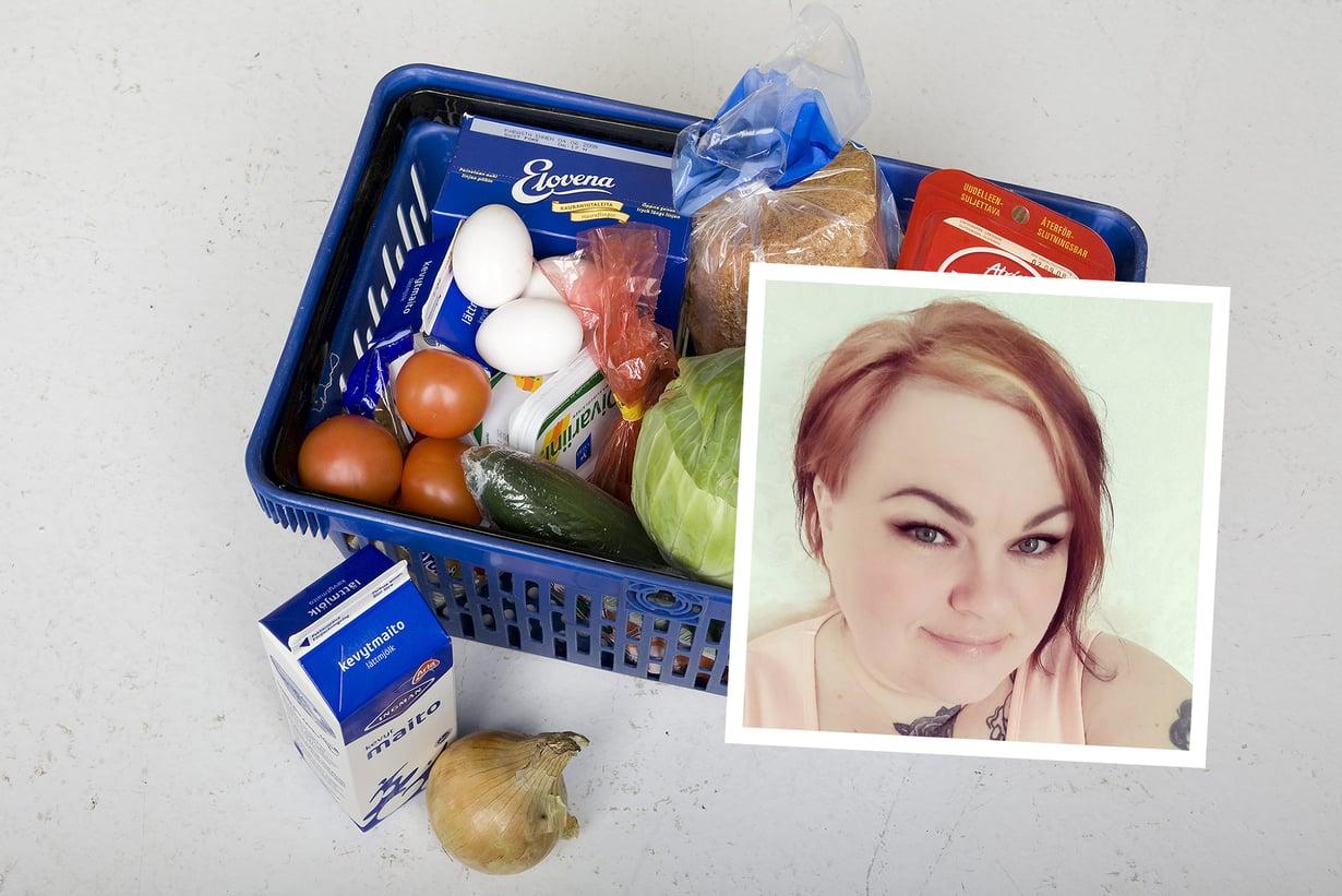Kun vanhemmat toivat Johannalle kassikaupalla ruokaa, hän pystyi käyttämään säästyneet rahat yritystoiminnan aloittamiseen.