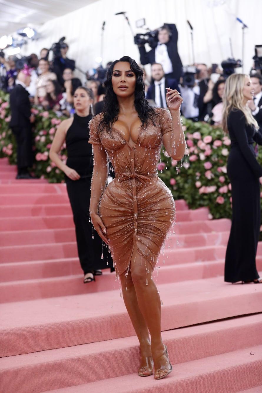 Kim Kardashian West vei tiimalasivartalon merkityksen uudelle tasolle.